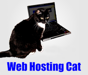 Web Hosting Cat Logo WordCamp