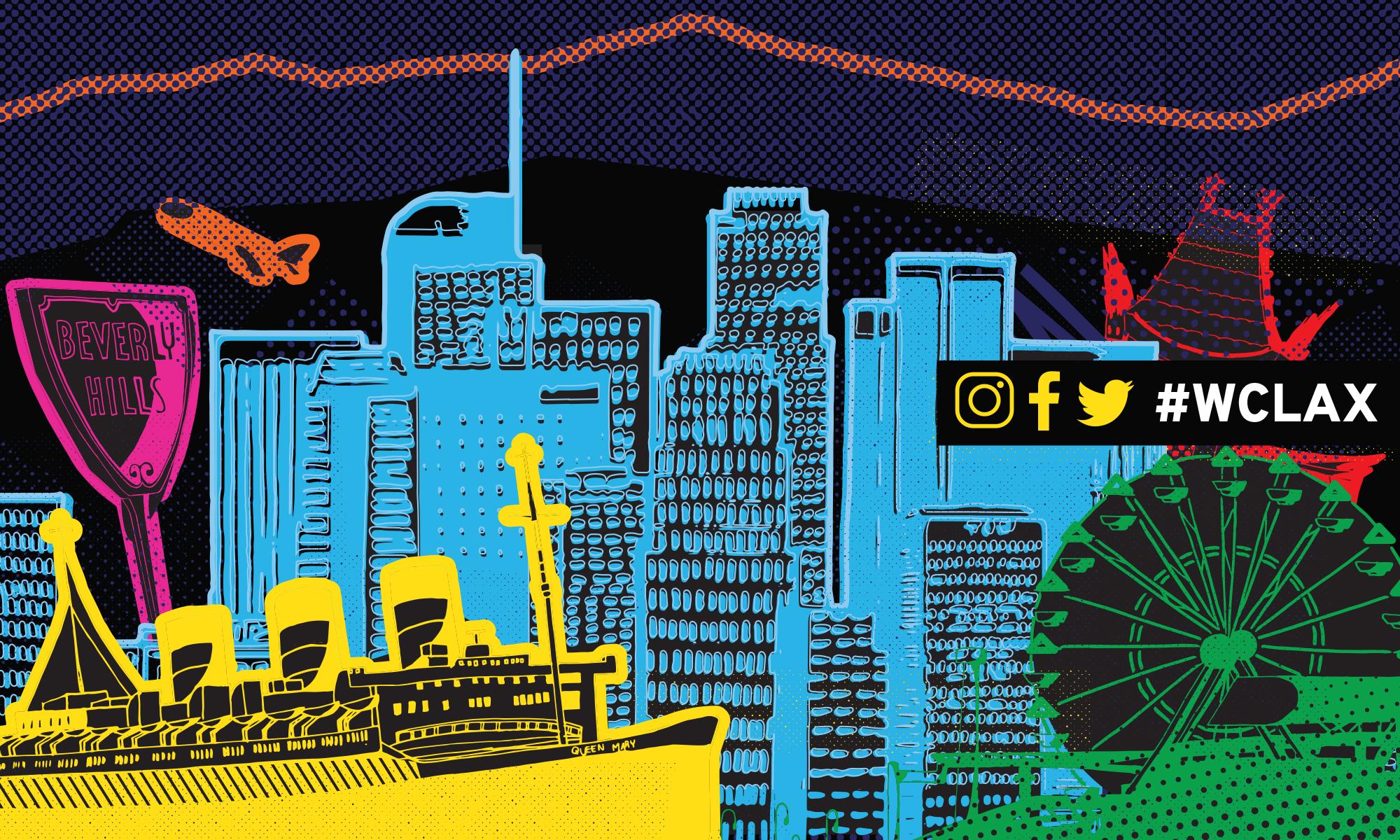 WordCamp Los Angeles 2018 – September 21 – 23, 2018 | #WCLAX2018